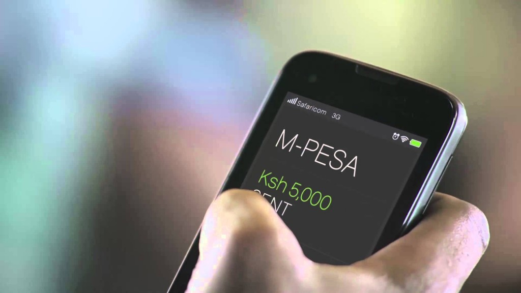 M-PESA - Time Saving Capacity of Mobile Money - Study