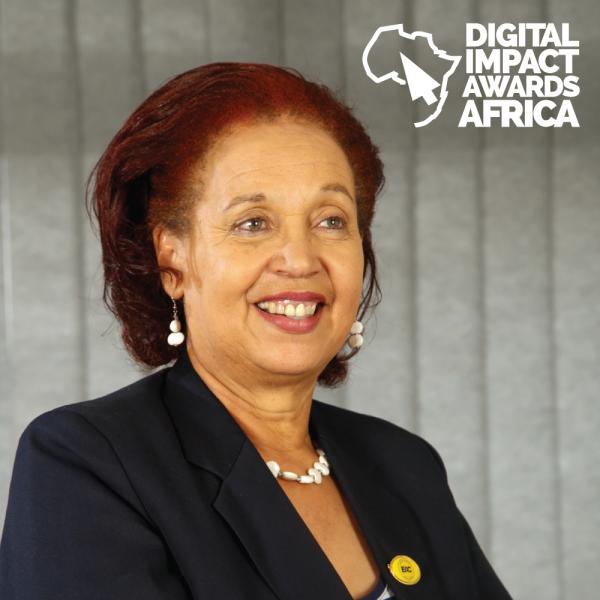 Prof. Maggie Kigozi - DIAA2017