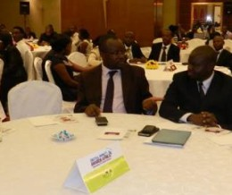 Winners from Very Successful Inaugural Digital Impact Awards Africa Event